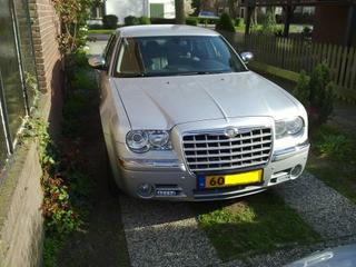 Chrysler 300C 2.7 V6 (2007)