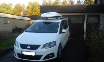 Seat Alhambra 2.0 TDI 140pk 4WD (2014)