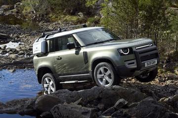 'Nieuwe hoofdontwerper voor Land Rover'