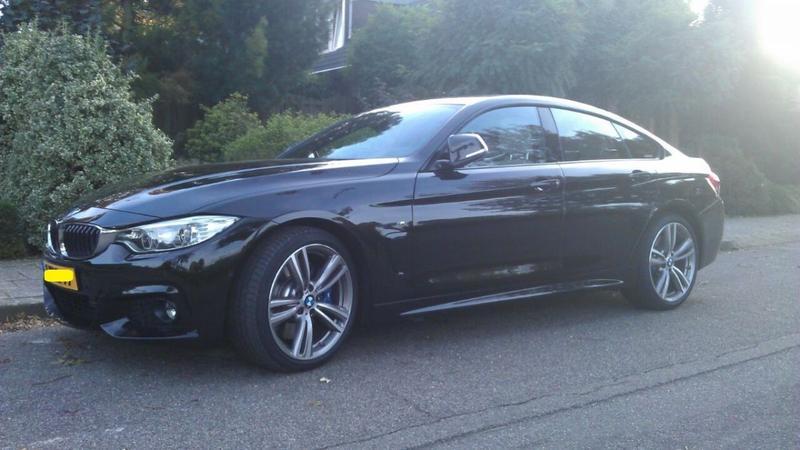 BMW 428i Gran Coupé High Executive (2014)