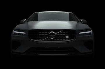 Volvo toont stukjes S60