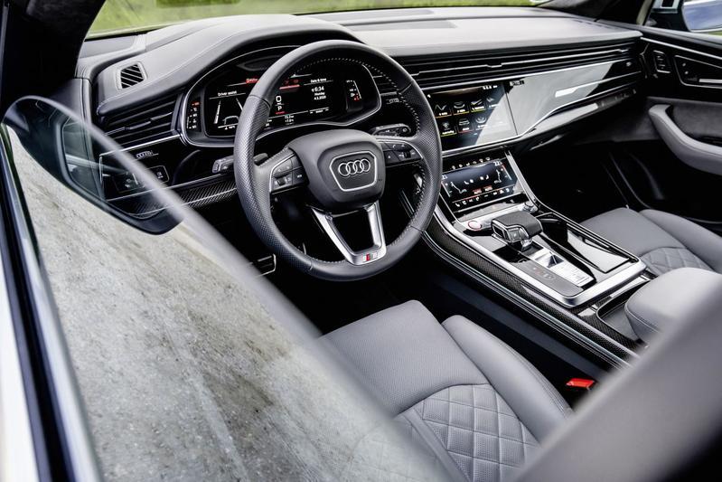Audi SQ7 en SQ7 TFSI Europa