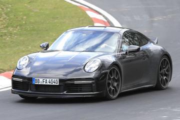 Porsche 911 straks ook als 'Sport Classic'