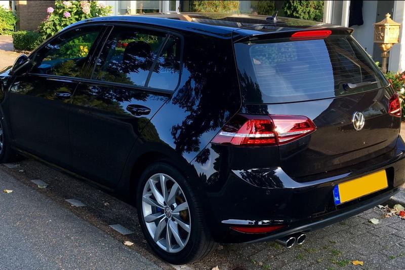 volkswagen golf  tdi pk highline  review autoweeknl