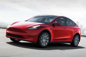 Tesla Model Y in VS fors goedkoper geworden