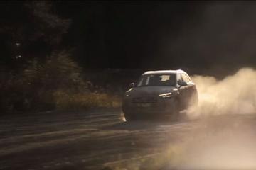 Video: Audi teast Q5 opnieuw