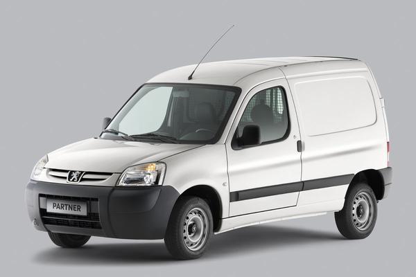 Oer-Peugeot Partner gemoderniseerd