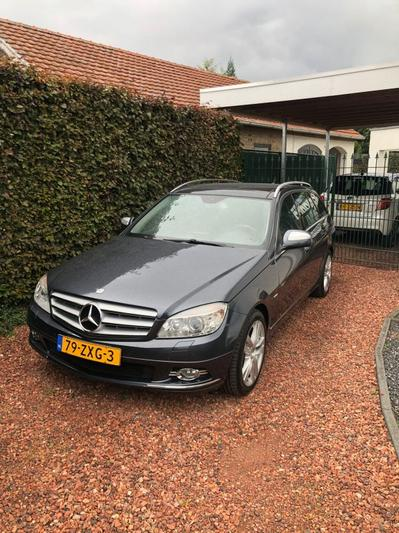 Mercedes-Benz C 200 Kompressor Estate Avantgarde (2008)