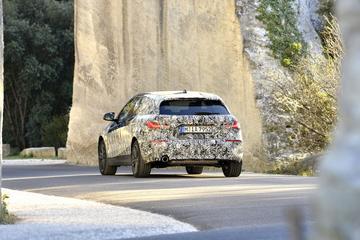 BMW 1-serie - Eerste rijtest