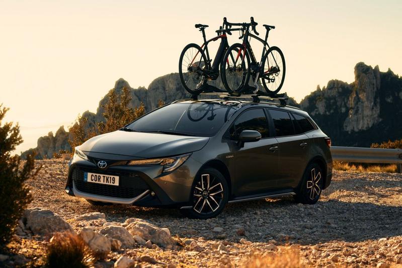 Toyota Corolla GR Sport Trek