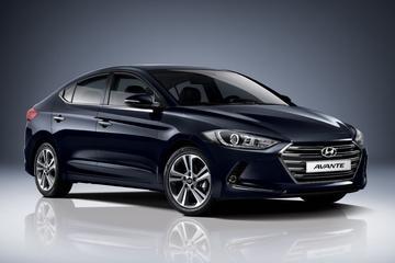 Hyundai trekt doek van nieuwe Elantra