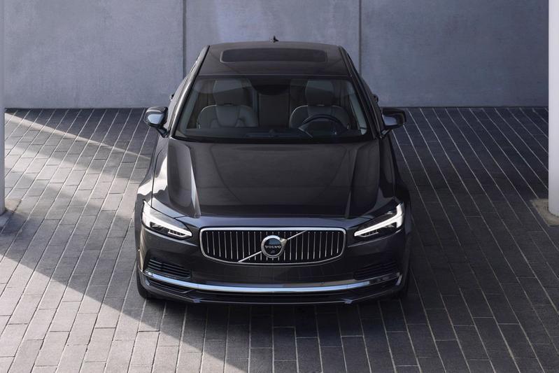 Volvo S90 V90 facelift