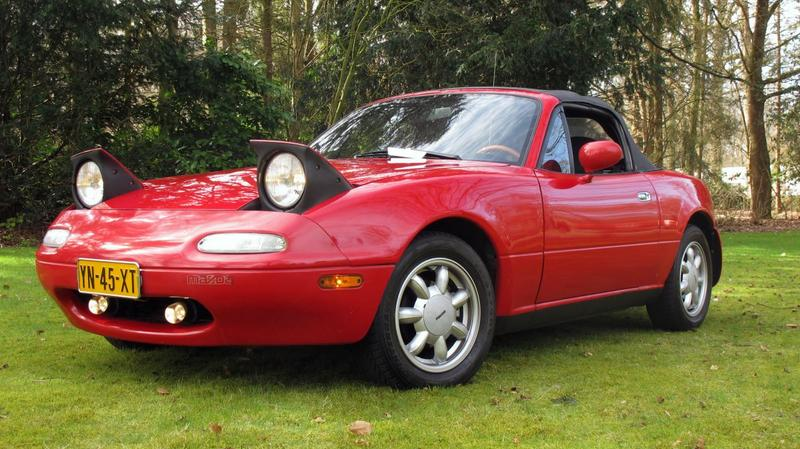 Mazda MX-5 1.6i (1990)