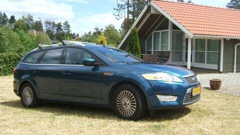 Ford Mondeo Wagon 2.0 TDCi 140pk Titanium 2007