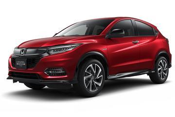 Onder het mes: Honda HR-V