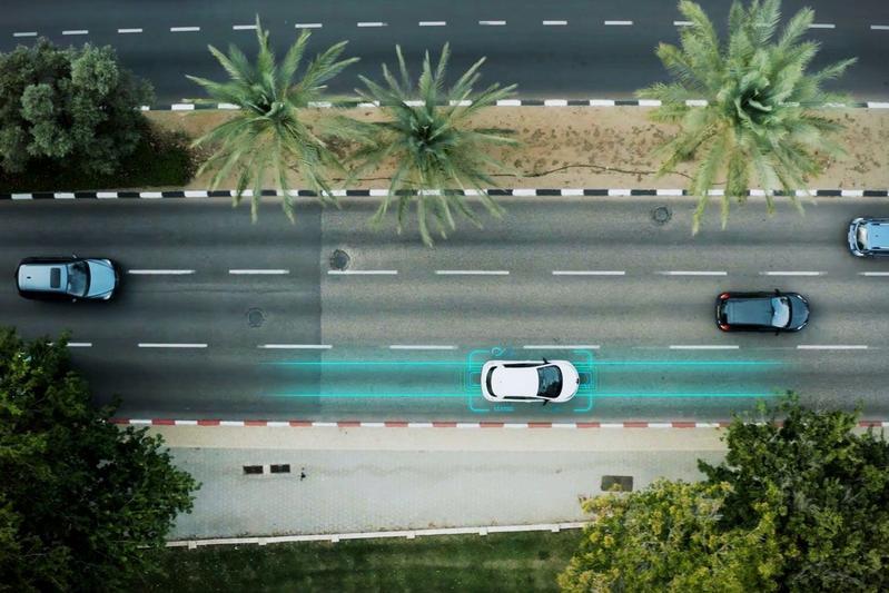 Electreon opladende snelweg