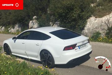 Zo klinkt de Audi RS7 Performance - AW Update
