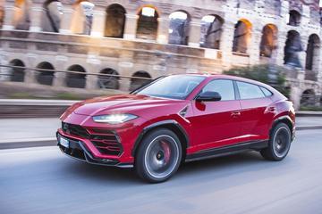 Lamborghini kondigt nieuw model aan