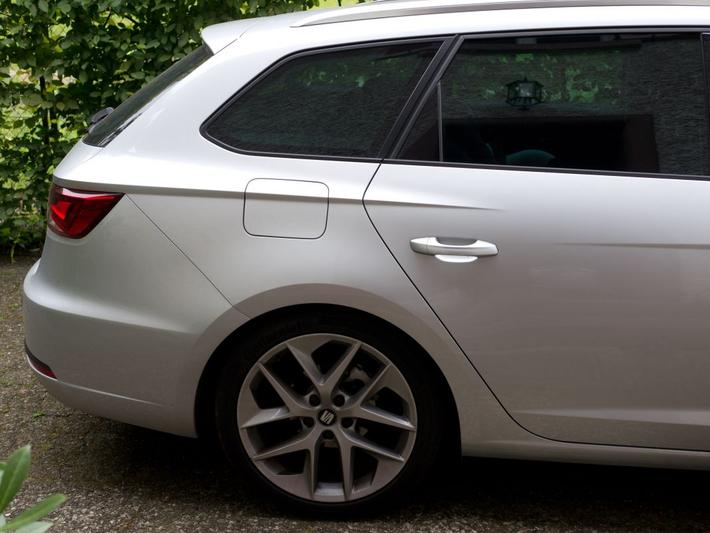 Seat Leon ST 1.4 TSI ACT 150pk FR Dynamic (2015)