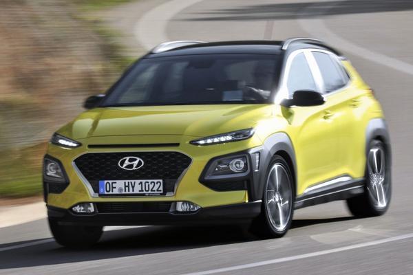Rij-impressie: Hyundai Kona