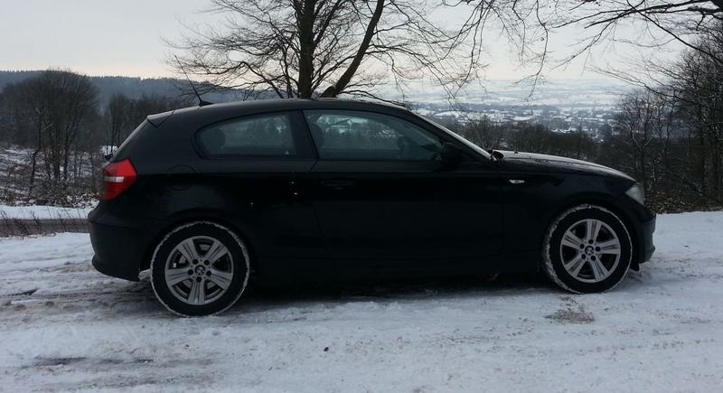 BMW 118d (2008) #11