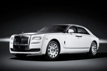 Gelimiteerde Rolls-Royce Ghost Eternal Love