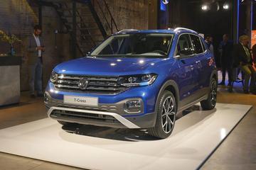 Volkswagen T-Cross - Eerste kennismaking