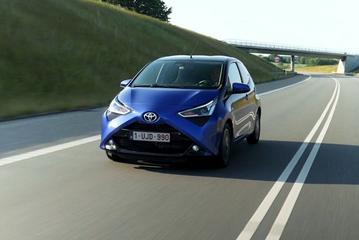 Toyota Aygo - Rij-impressie