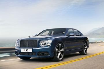 Bentley zwaait Mulsanne uit met 6.75 Edition