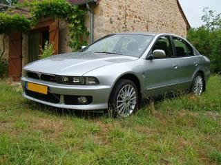 Mitsubishi Galant 2.4 GDI GLS (1999)