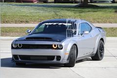 Dodge Challenger Demon in vol ornaat