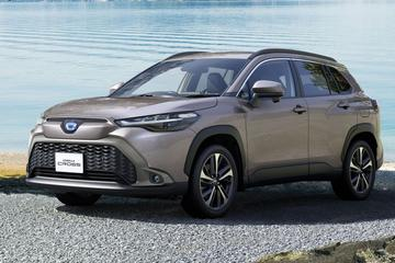 Toyota Corolla Cross: één SUV, twee gezichten
