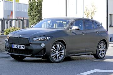 BMW X2 spoedig onder het mes