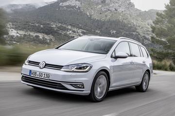 Volkswagen Golf op de valreep weer als TGI