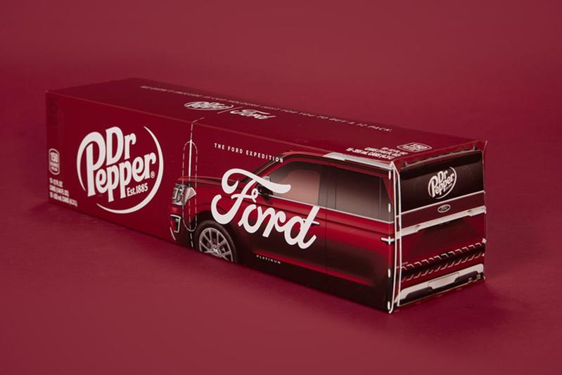 Dr Pepper Ford Expedition