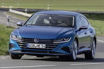 Nieuwe uitvoering voor Volkswagen Arteon Shooting Brake
