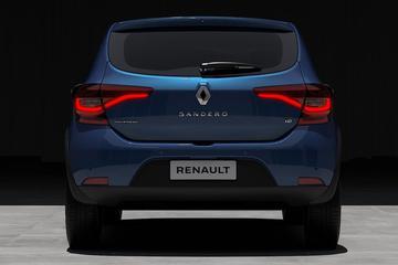 Renault toont eerste foto's vernieuwde Sandero