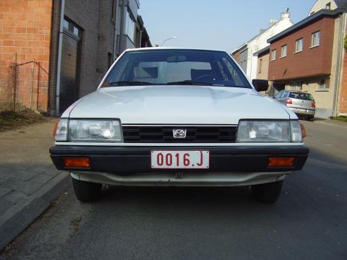 Subaru Leone 1.6 DL (1986)