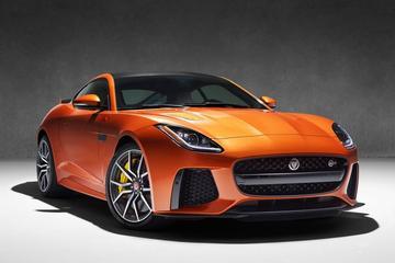 Prijzen Jaguar F-Type SVR bekend