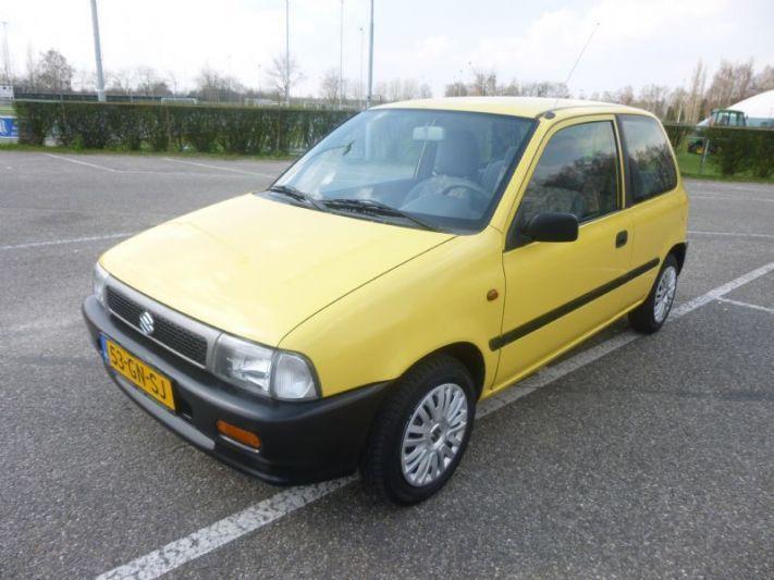 Suzuki Alto 1.0 GA (2001)