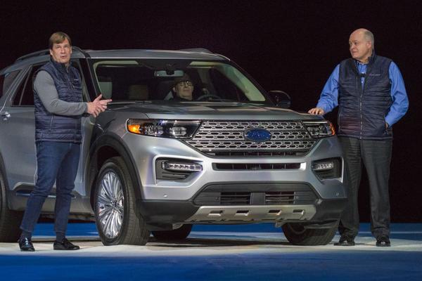 Ford krijgt nieuwe CEO