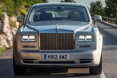 Facelift Friday: Rolls-Royce Phantom