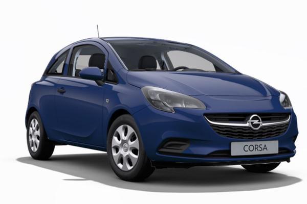 Back to Basics Opel Corsa
