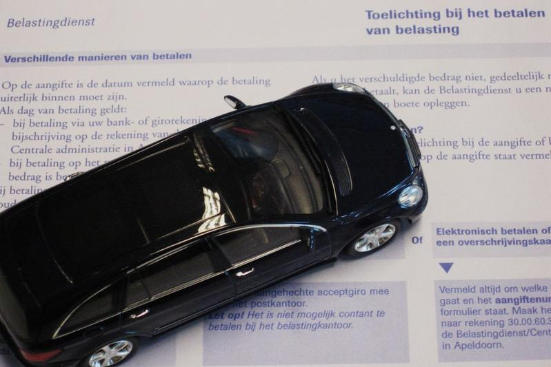 belasting autobelasting belastingdienst