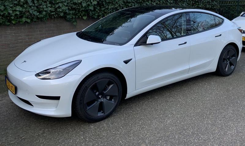 Tesla Model 3 Standard Range Plus (2021) #3
