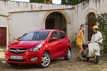 Vanafprijs Opel Karl net boven de tien mille