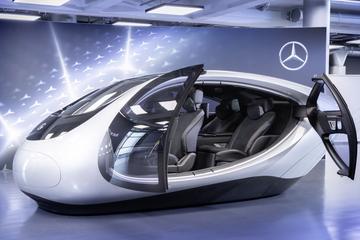 Mercedes-Benz belicht interieur nieuwe S-klasse