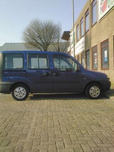 Fiat Doblò 1.6 16v SX (2002)