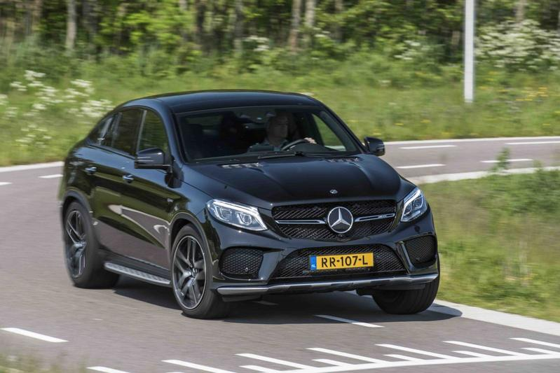 Mercedes-Benz AMG GLE 43 Coupé