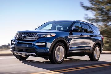 Ford presenteert nieuwe Explorer